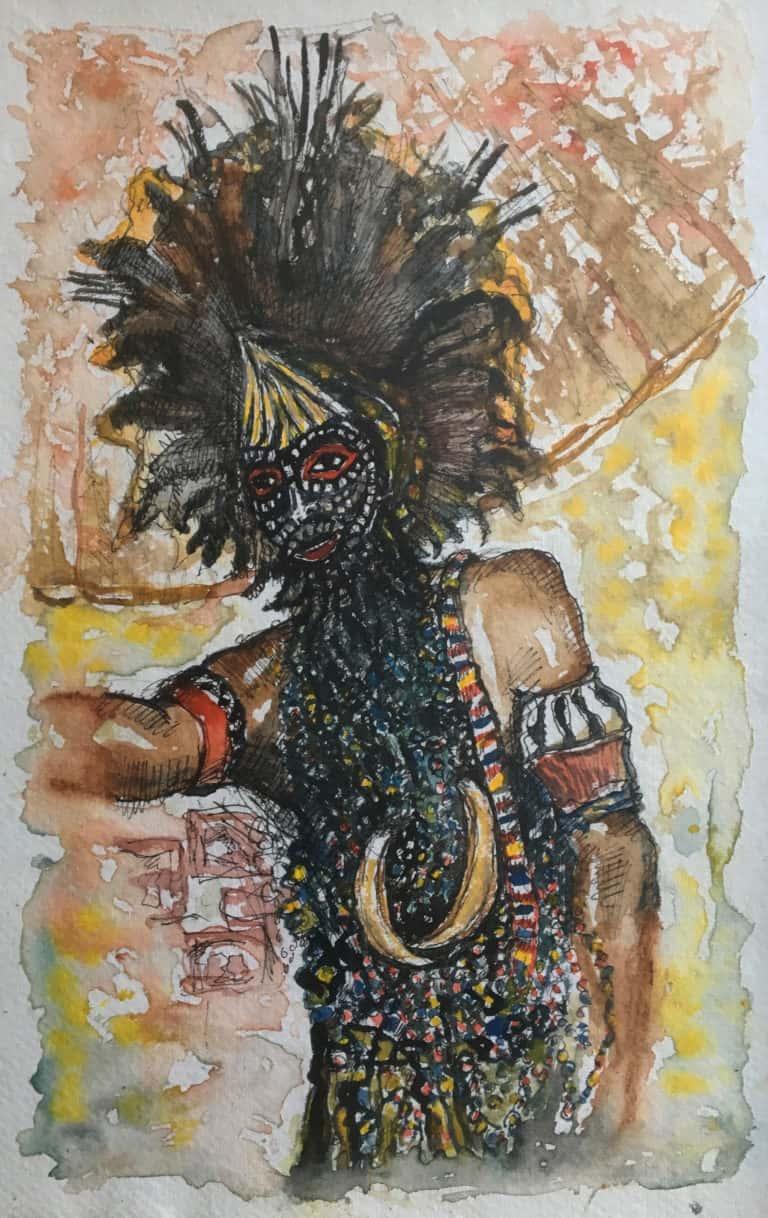 GULE WAMCULO danser
